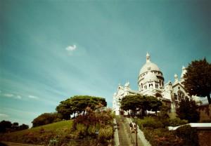 Reisefotografie Paris Sacre Coeur (Dennis Hayungs)